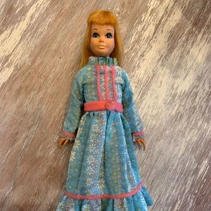 Vintage 1967 Barbie Skipper Doll